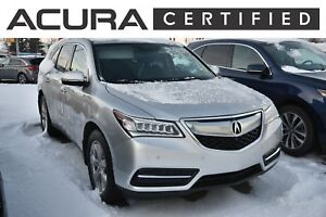 2015 Acura MDX AWD Elite | Certified Pre-Owned