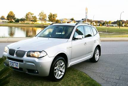 2007 BMW X3 Wagon Canning Vale Canning Area Preview