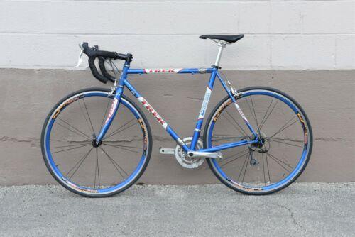 Lemond Steel Travel Road Bike, 54cm/Medium, S&S Couplers, Suitcase, Dura Ace