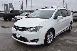 2017 Chrysler Pacifica Touring-L Plus  LEATHER/DVD/SUNROOF