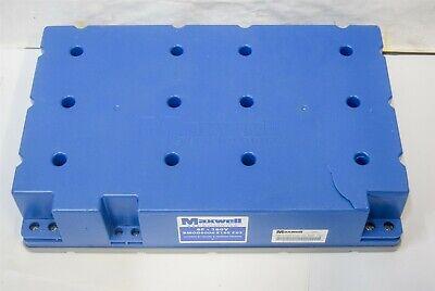 Maxwell 6f-160v Bmod0006 E160 C02 Capacitor Bank Please Read