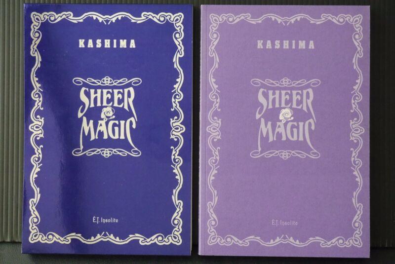 JAPAN Kashima (E.T.Insolite) Art Book: Sheer Magic