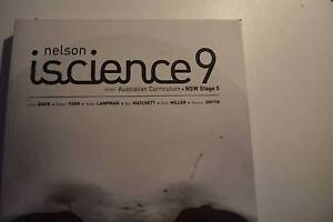 Nelson iScience 9 - SECOND HAND Canada Bay Canada Bay Area Preview