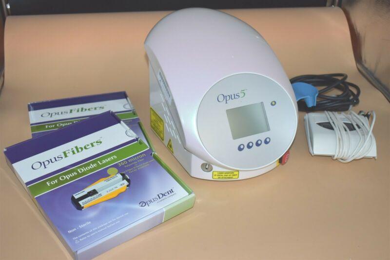 Lumenis Opus 5 Dental Laser Unit Oral Tissue Soft-Tissue Surgery Ablation System