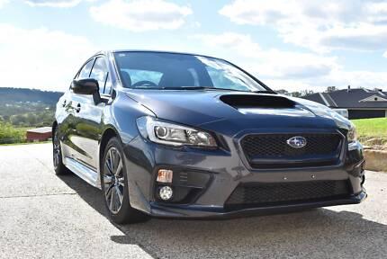 2014 Subaru WRX Premium CTV 8 speed Auto
