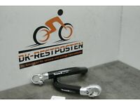 schwarz matt MATRIX Fahrrad Bar Ends BE3 Alu