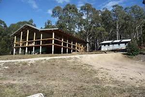 Ecofriendly, off the grid, 200 acres of rainforest, walk in walk East Gippsland Preview