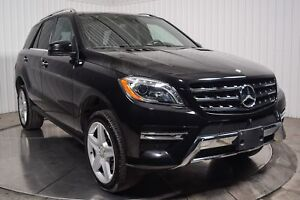 2015 Mercedes-Benz M-Class ML350 AMG PACK BLUETEC 4MATIC CUIR TO