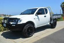 2013 Mitsubishi Triton SPACE CAB 4X4 South Bunbury Bunbury Area Preview