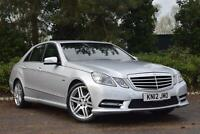 Mercedes-Benz E250 2.1TD ( 201bhp ) BlueEFFICIENCY 7G-Tronic 2012MY CDI Sport