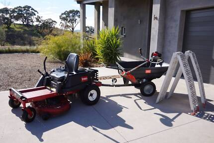 Good condition, used Toro ride on mower Windera South Burnett Area Preview