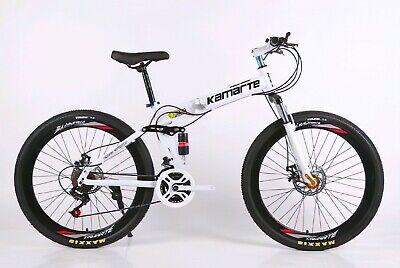 Mountain Bike Plegable 26
