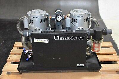 Midmark Classic Series Cv6r Dental Vacuum Pump Refurbished W 1 Year Warranty