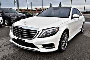 2016 Mercedes-Benz S-Class NAVIGATION, PANORAMIC SUNROOF, FRONT/