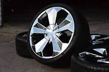 "18"" Geniune Vault Wheels 4x114.3 and 4x100 Dandenong South Greater Dandenong Preview"