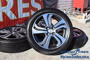 "16"" Alloy wheels with %90 Bridgestone Tyres 4x100 , mazda ... Dandenong Greater Dandenong Preview"