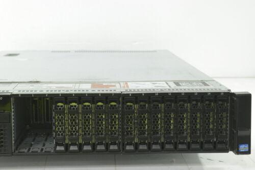 Dell PowerEdge R820 2U | 2x E5-4620 v2 384GB RAM
