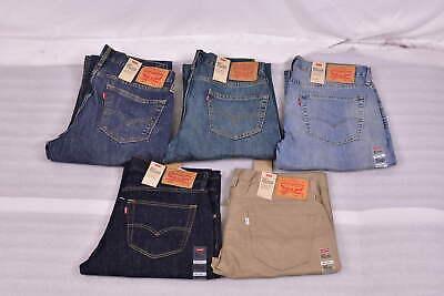 Men's Levi's 559 Relaxed Fit Straight Leg Denim Jeans - Choose Color & Size