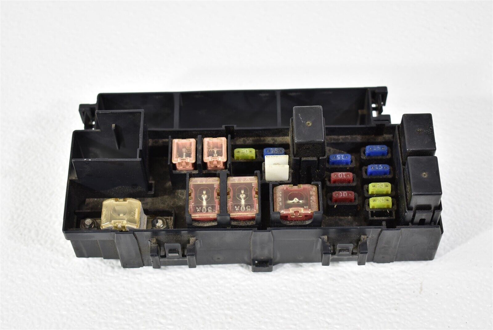 [DIAGRAM_38ZD]  2006 2007 Subaru Impreza WRX STI Engine Bay Fuse Box Relay OEM 06 07 | eBay | 2007 Subaru Wrx Fuse Box |  | eBay