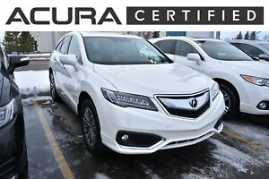 2016 Acura RDX AWD Elite | Certified Pre-Owned