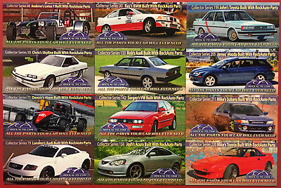 Rockauto Collector Car Magnets    Large Import Lot