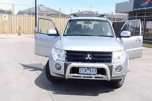 2010 Mitsubishi Pajero Wagon Derrimut Brimbank Area Preview