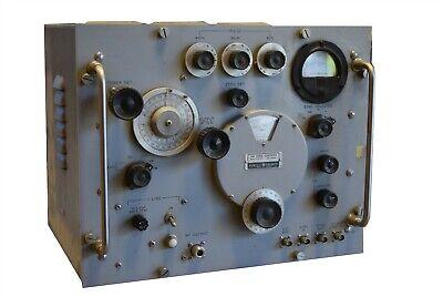 Vintage Hewlett Packard Uhf Signal Generator Model 614a