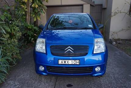 2005 Citroen C2 Hatchback