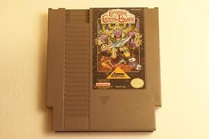 Conquest of the Crystal Palace - Nintendo (NES) Game - Great!