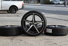 "18"" Genuine PDW with Brand New tyres 4x114.3 Keysborough Greater Dandenong Preview"