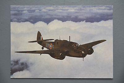R&L Modern Postcard: Bristol Beaufort L9878, RAF Bomber