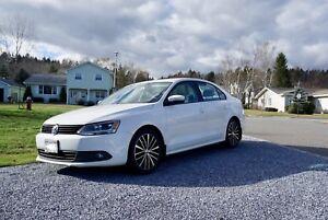 2013 Volkswagen Jetta 2.5L Sportline | $12,750
