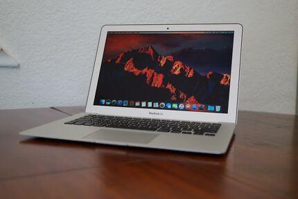 "Apple MacBook Air 13"" 128GB SSD 4GB RAM 1.3GHz i5 Office Adobe"