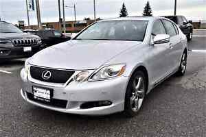 2010 Lexus GS 460 VERY RARE !!! NAVIGATION, LEATHER,SUNROOF