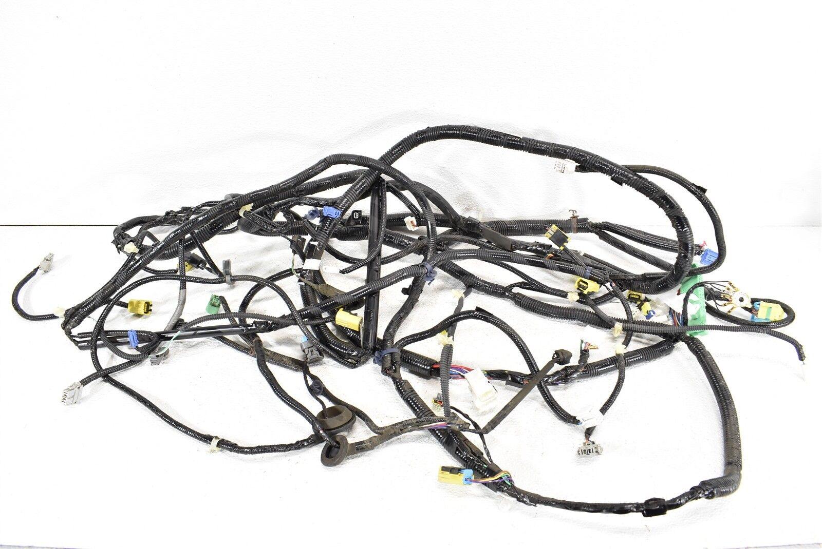 2012-2015 Honda Civic Si Floor Wire Harness Wiring 32107-tr7-a124 Sedan  12-15 | eBayeBay