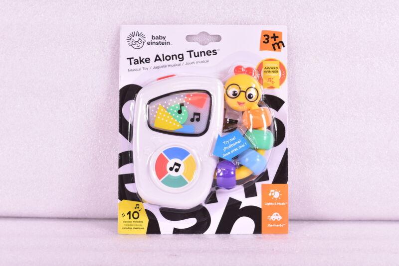 Baby Einstein Take Along Tunes Baby Musical Toy