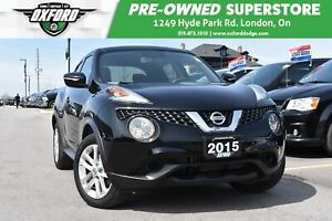 2015 Nissan Juke SV - Low Mileage, One Owner