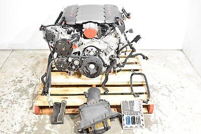 2014 Corvette C7 Stingray Lt1 Engine Drop Out 6.2 460Hp 20k AA6552