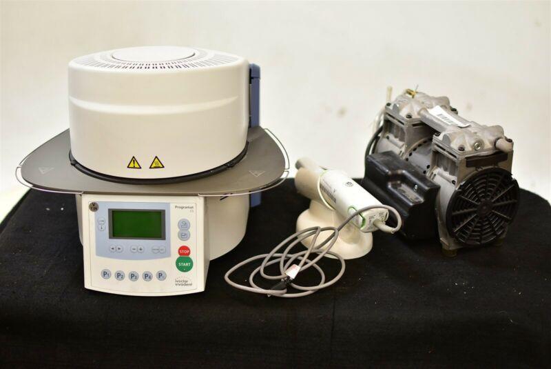 Planmeca Planscan Dental Acquisition Unit Scanner + Programat CS Lab Furnace