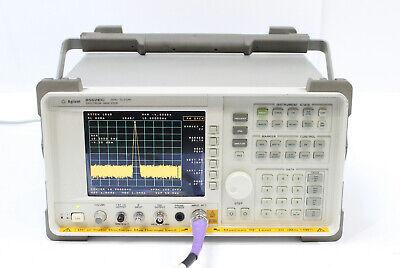 Agilent 8562ec 30hz - 13.2ghz Rf Spectrum Analyzer With Options 007 104