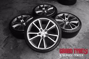 """19"""" Geniune Holden Astra Alloy Wheels and tyres Dandenong Greater Dandenong Preview"""