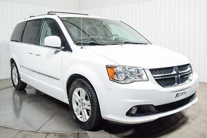 2014 Dodge Grand Caravan CREW STOW N GO CONSOLE MAGS