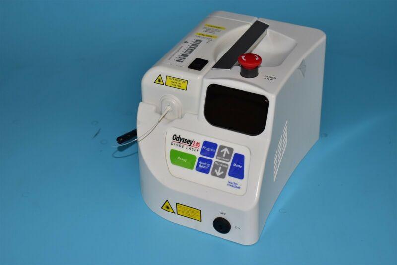 Ivoclar Vivadent Odyssey 2.4 G Dental Dentistry Diode Laser - FOR PARTS/REPAIR