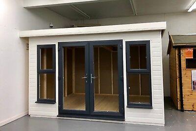 10' x 8' Moderno Plus - uPVC Doors & Windows - Garden...