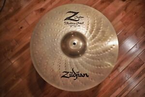 Zildjian Z Custom Med crash 18'