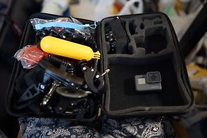 GoPro Hero 5 Black and accessory bundle