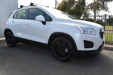 "2014 Holden Trax Wagon ""BLACK RIMS"""