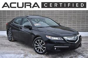 2017 Acura TLX AWD Elite | Certified Pre-Owned | $1500 Incentive