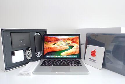 """MacBook Pro RETINA 13"""" 2015 + WARRANTY 1yr + 500SSD like NEW"""