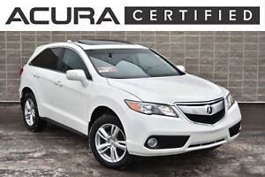 2015 Acura RDX AWD Tech   Certified Pre-Owned